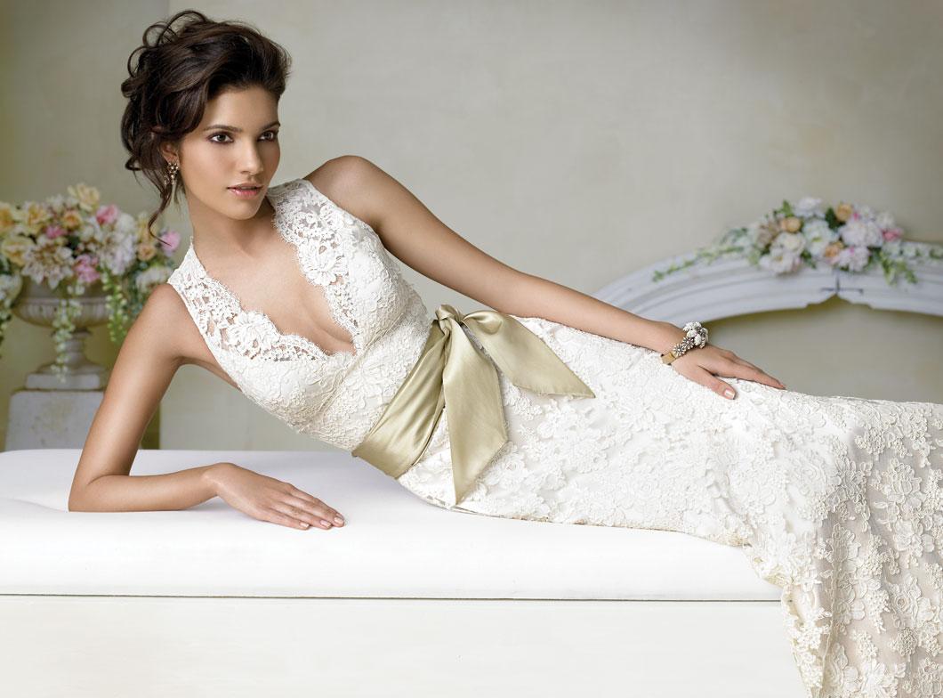 Design Your Own Wedding Dress Online