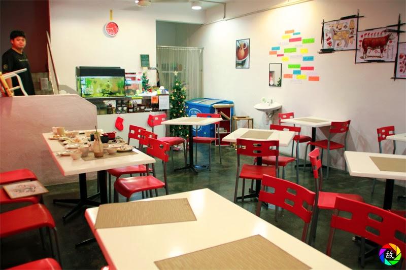 J.A.M Cafe at Sungai Dua