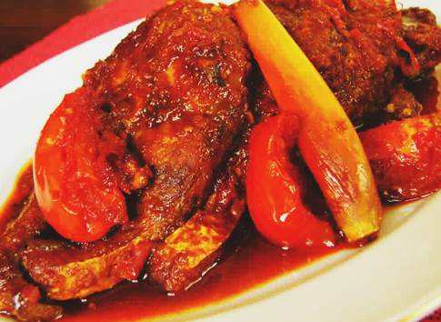Gambar resep olahan ikan bandeng bumbu tomat lezat