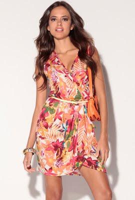 vestidos verano Venca