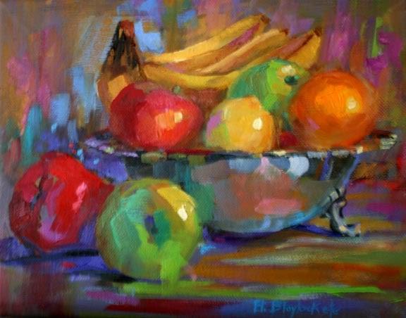 Fruit Basket Art Ideas : Daily paintings by elizabeth blaylock american