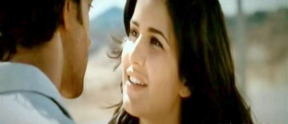 image of katrina Kaif And Hrithik lip lock Kiss Images!!   pictureswallpapers bollywood hungama  photo