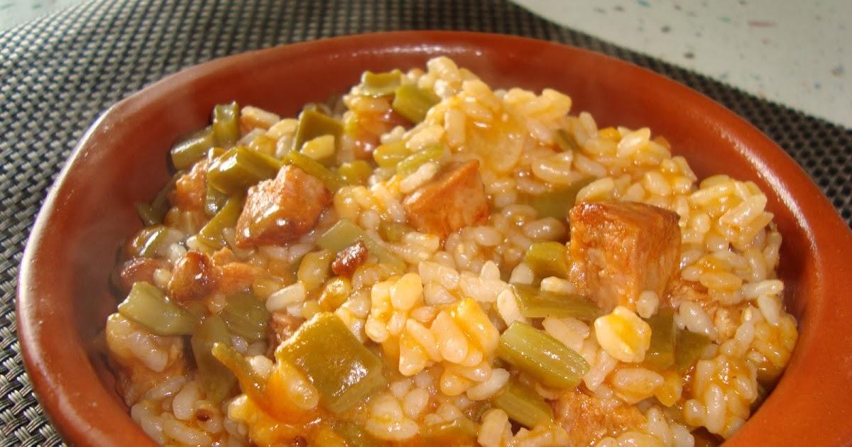 Recetas de chispi arroz con chorizo y judias verdes - Judias con chorizo y patatas ...