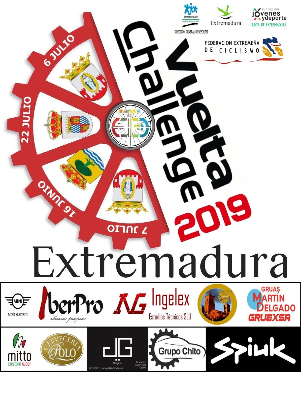 VUELTA CHALLEGUENGE 2019