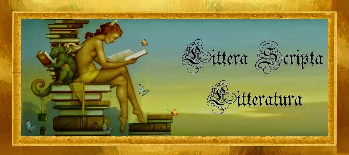 Littera Scripta Litteratura