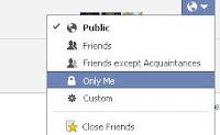 lista de prieteni pe Facebook