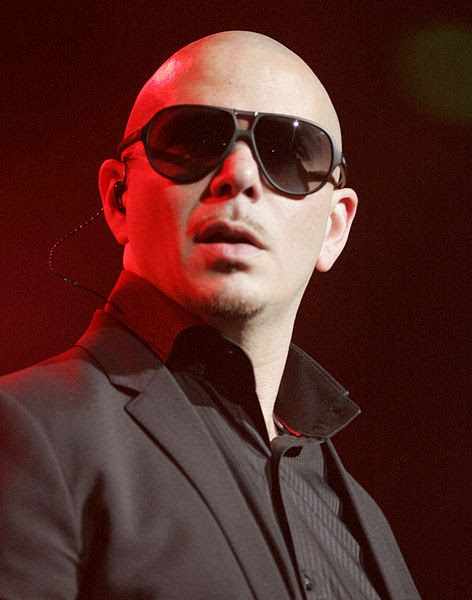 pitbull, rapper, timber