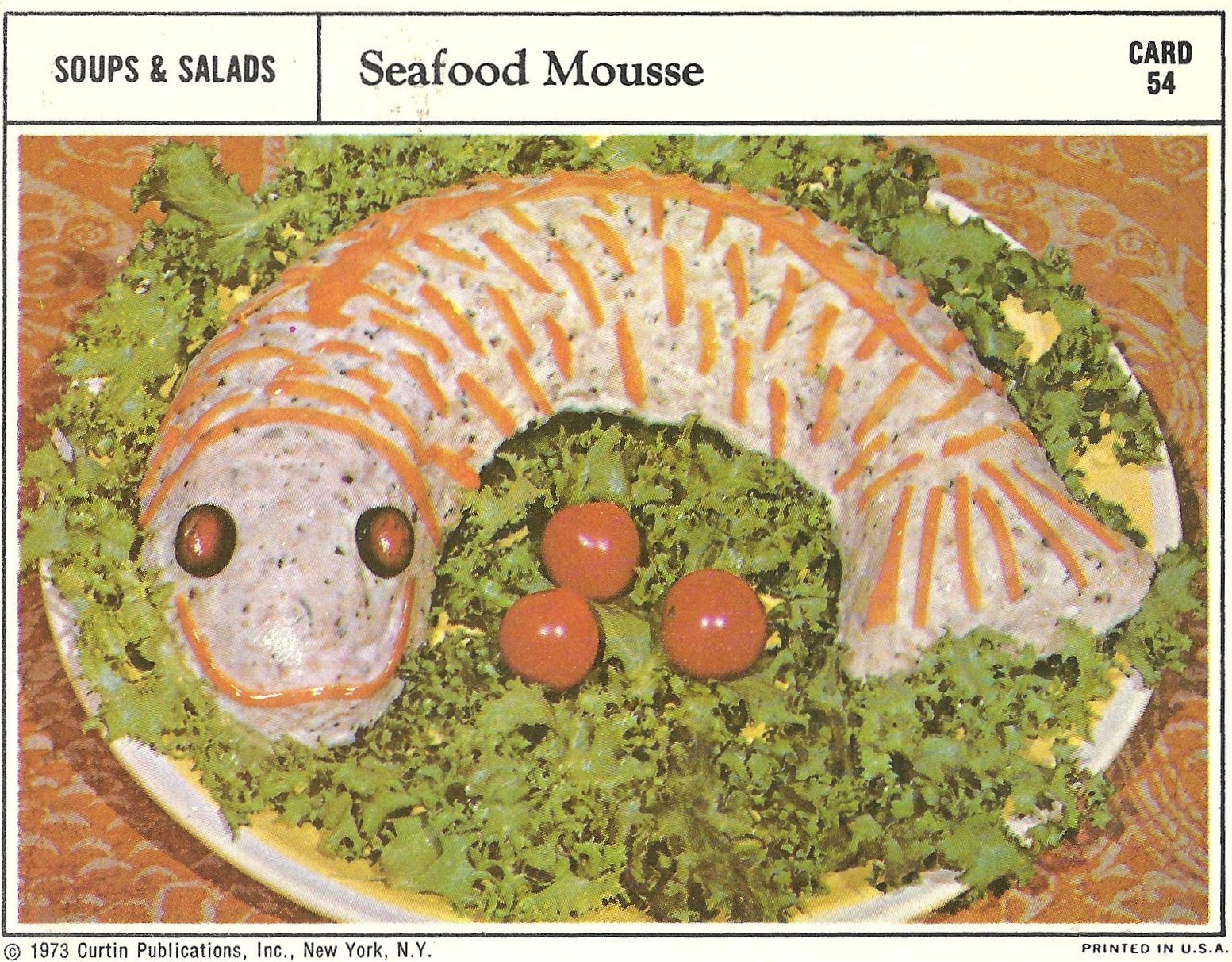Bad and ugly of retro food sheesh recipe cards 14 or maybe this one is worse the damn thing is smiling at me forumfinder Gallery