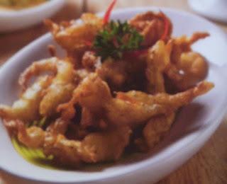 Resep Jamur Crispy Saus Tartar