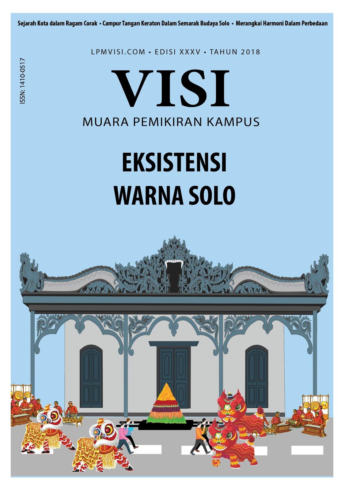 Majalah VISI Edisi 35