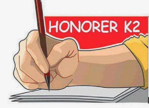 NIP Honorer K2