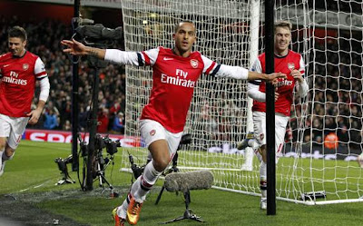Video – 102 Gol Arsenal Sepanjang Musim 2012/2013