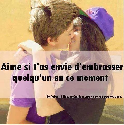 Phrase d'amour ♥♥♥