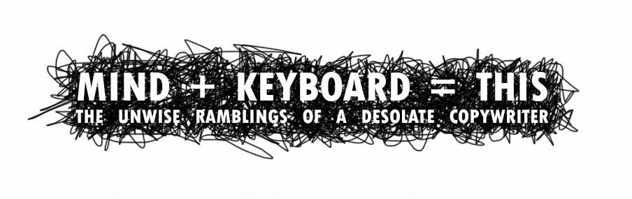 Mind + Keyboard = This