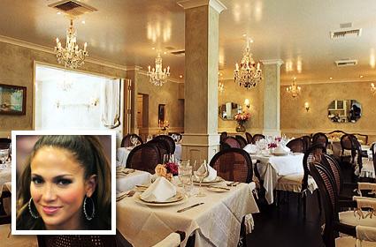 Celebrity chef restaurants in los angeles