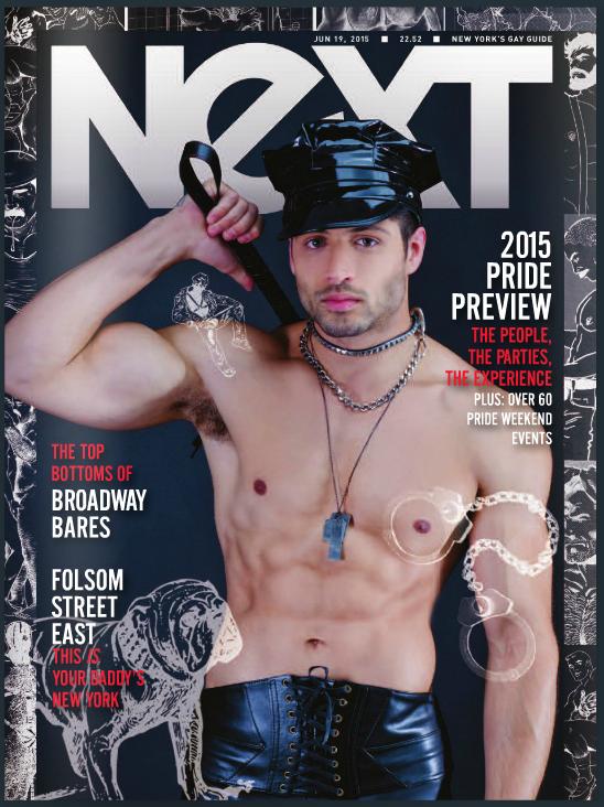 Gay magazines new york
