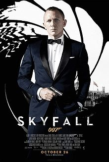 skyfall skyfall is the twentythree movies of james bond series ...
