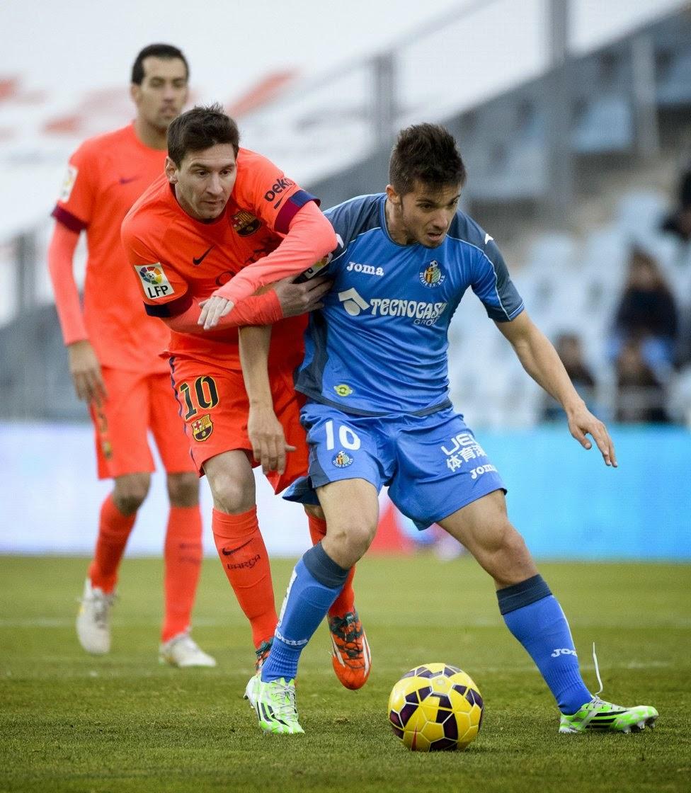 Spanish Liga Football 2014