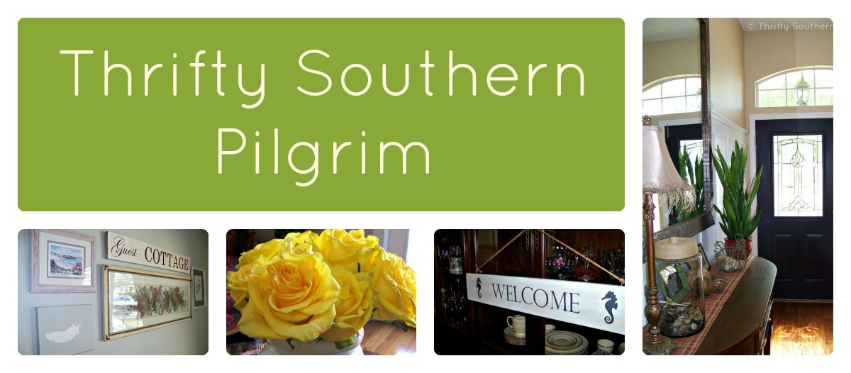 Thrifty Southern Pilgrim