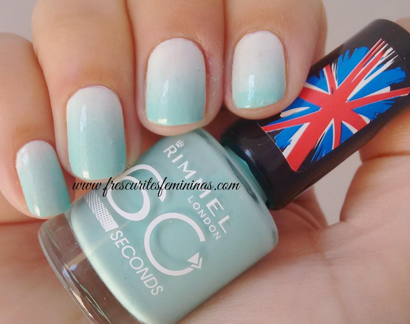 Rimmel London, Mintilicious, Nail Stamp, Frescurites Femininas