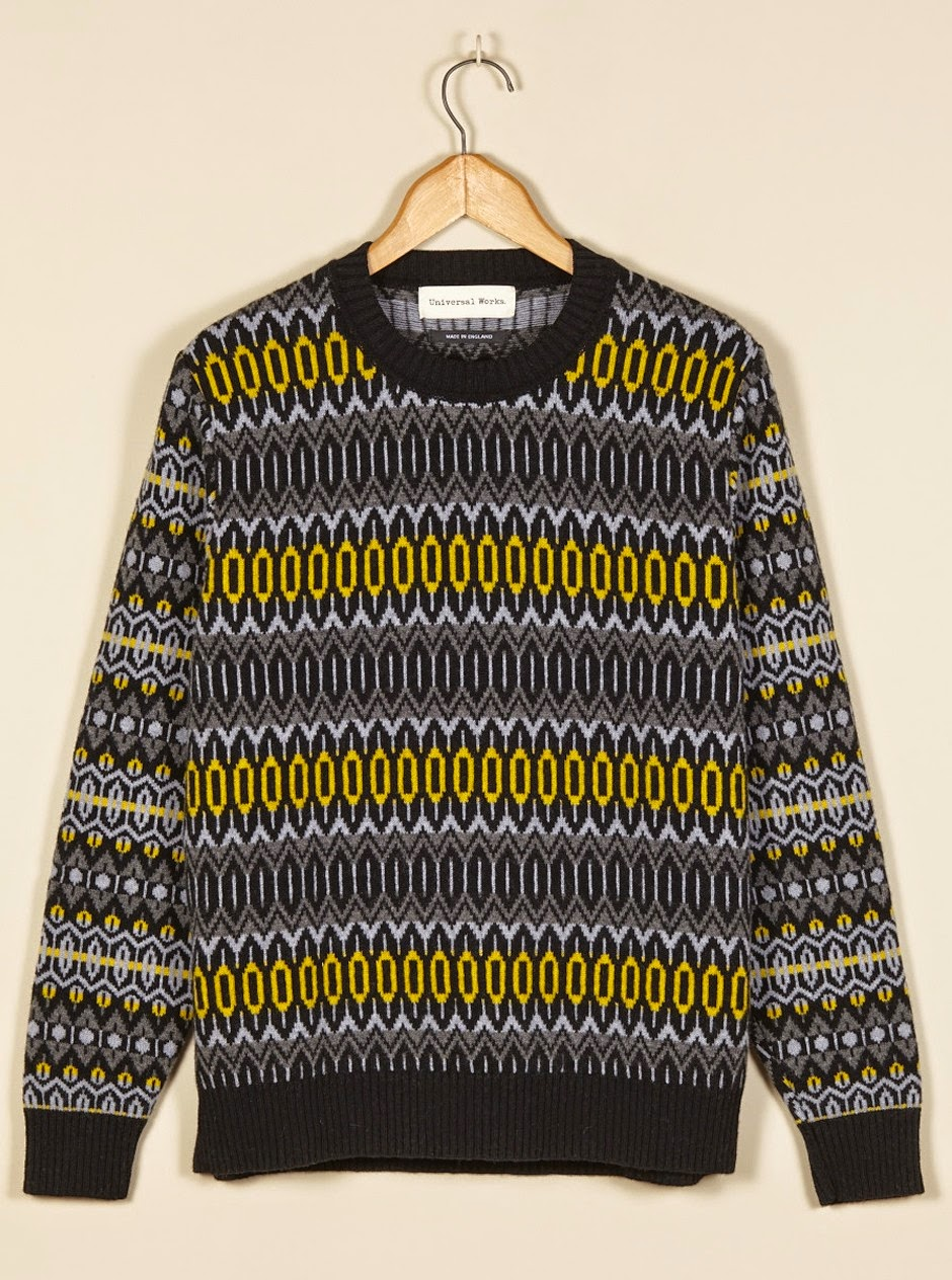 Universal Works Sweater