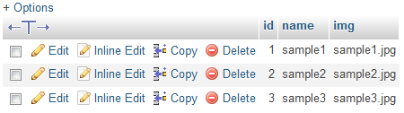 change multiple column name at the time in mysql at phponwebsites
