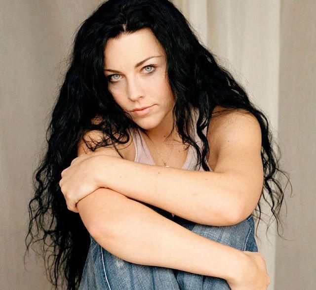 Amy Lee,Evanescence,rock singer
