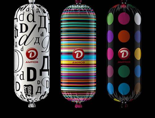 design de embalagem - food packaging design - Dymov Ultra