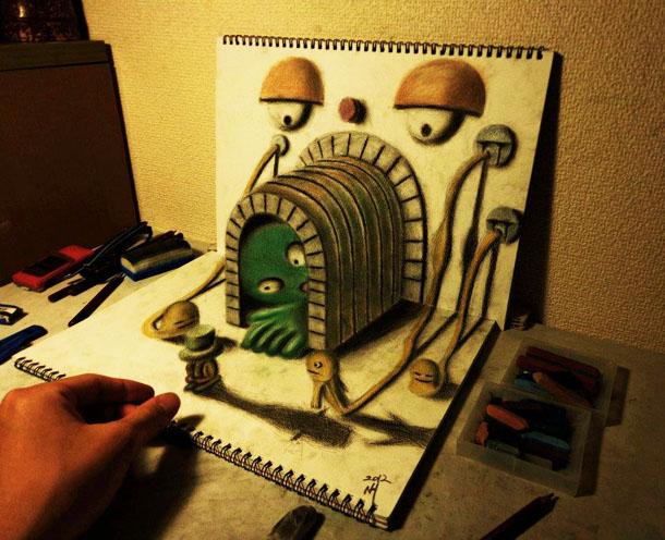 Creative Illustration Artist
