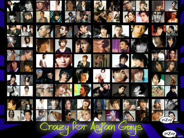 Crazy for Asian Guys