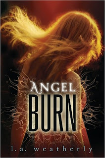 AngelBurn Review: Angel Burn by L.A. Weatherly