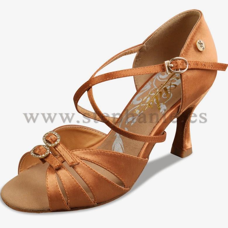 zapatos de baile de salón latino regulables Guils - ADS