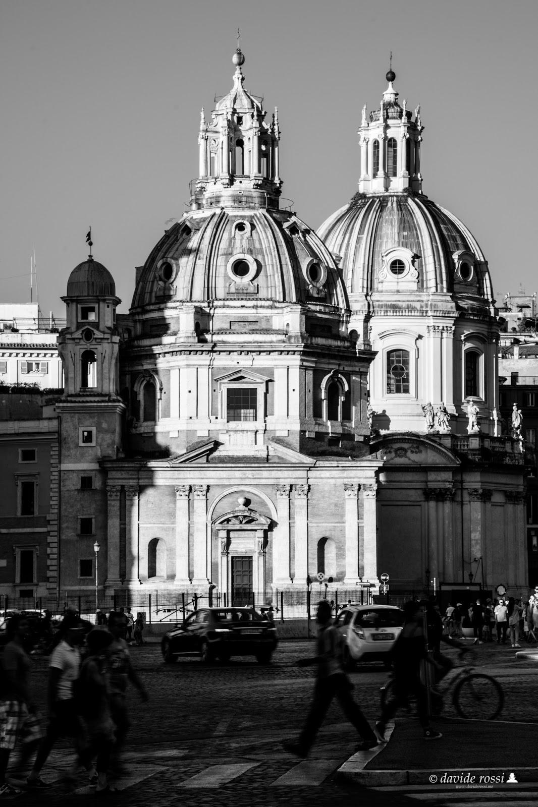 Pensieri di strada | Luce ed ombra - Testo di Franco Padella