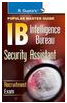 Prep Books for IB Security Assistant exam