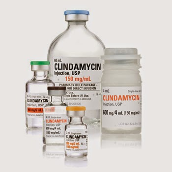 Dosis Obat CLINDAMYCIN  (Clindamycin / Klindamisin)