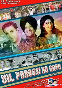 Dil Pardesi Ho Gaya (2013) 1CD DVDScr Rip