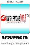 Megaphone FM 105.6 MHz Sigli