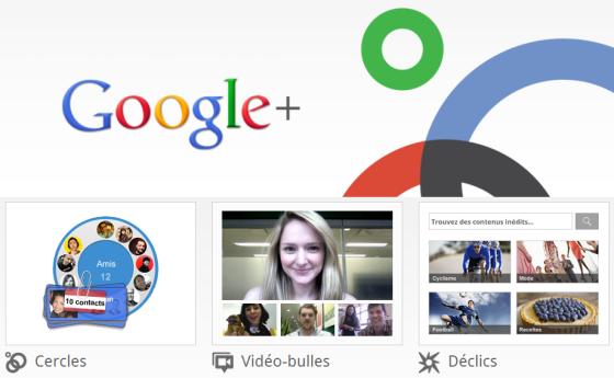 Google+ : partagez le web comme vous le vivez