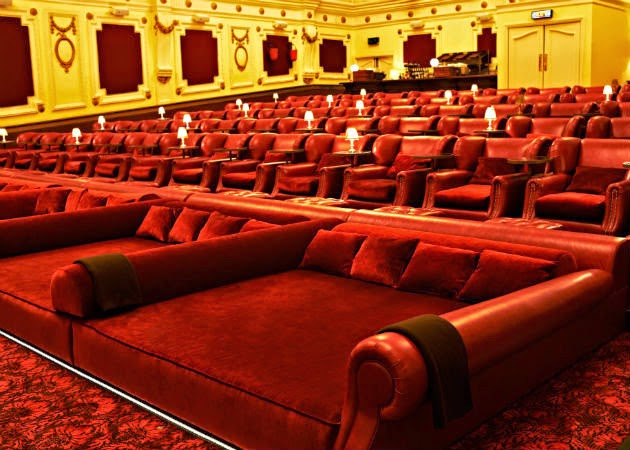 Electric Cinema em Londres | Inglaterra
