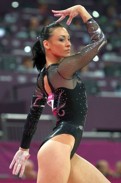 catalina ponor floor exercise london games