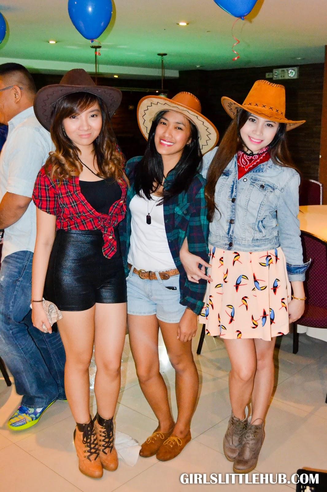 Cowboy Party Dresses
