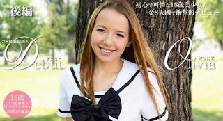 kin8tengoku 1316 – Olivia Debut