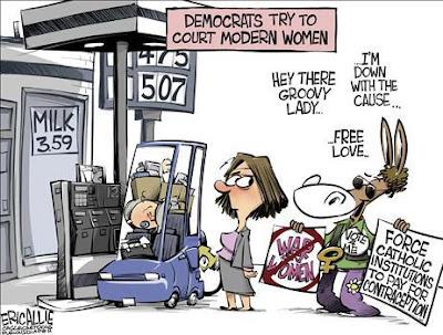 Dems vs Women