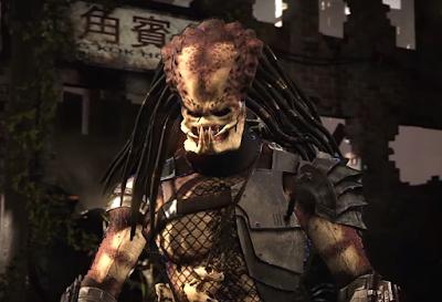 Mortal Kombat X: ecco il trailer per Predator