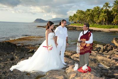 Ko Olina Wedding