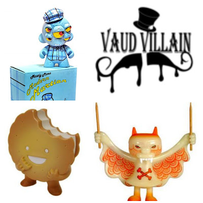 Vaud Villain Toys - Unique and one of a kind gifts