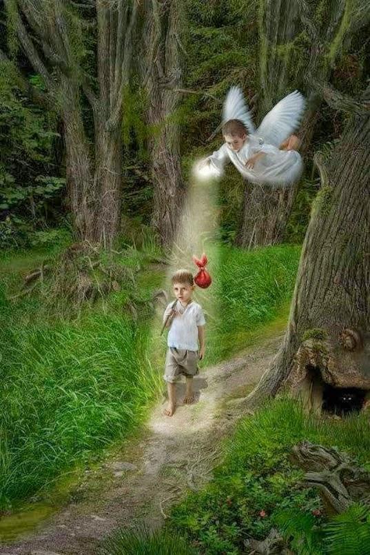 Andělíčku můj strážníčku
