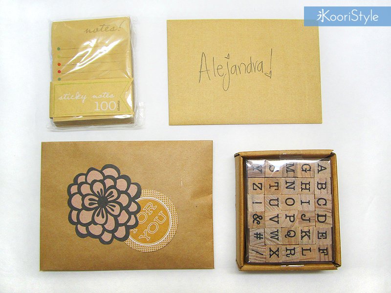 Koori KooriStyle Kawaii Cute Planner Stationery Goods Goodies Agenda Journal Washi Deco Tape Sticky Note Notes Stickers Happy Snail Mail Swap PenPal Letter