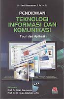 toko buku rahma; buku PENDIDIKAN TEKNOLOGI INFORMASI DAN KOMUNIKASI Teori dan Aplikasi, pengarang deni darmawan, penerbit rosda