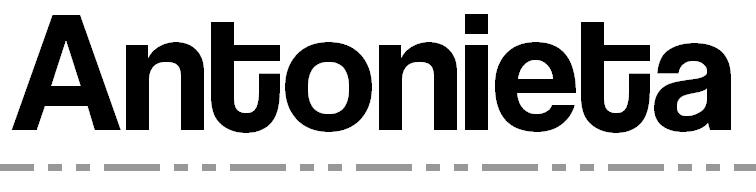 A-ntonieta